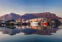 Waterfront - Kapstadt, Südafrika / Das blitzende Meer vor Augen, die Sonne am hohen Himmel: Es lebt sich prächtig in der Victoria & Albert Waterfront von Kapstadt.