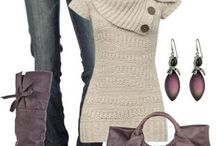 fall  outfit / by Borka Subasic