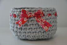 travaux d aiguilles / crochet. tricot