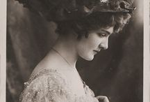 Vintage photos for collage / vintage photos of beautiful women interesting people or art or anything else that would fit wonderfully in a collage / by Jeannine Parisi