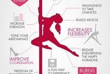 Pole and yoga <3