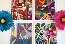 ASdesigns fine art cards by Angela Sharkey / Colorful and perfect for any occasion.