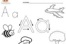 LETRA A / Actividades para trabajar en la enseñanza de la letra A