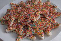 Fairy Bread, Reminds me of my childhood!!! Such an Aussie thing! / Bread,margerine,nutella & 100's n 1000's!!