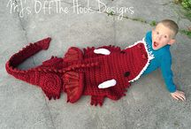 Things to Crochet / by Stephanie Krause