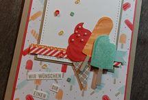 Stempelset - Eis Eis Baby