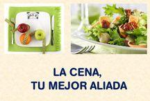 Bajas en calorias / by Rosario Panadero