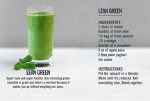 Healthy shakes
