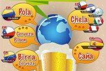 la cerveza en el mundo