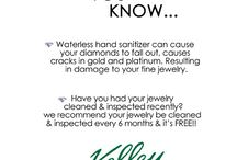 Tips from Kelley Jewelers