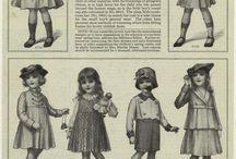 Dětské oděvy a doplňky