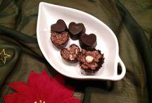 Praline / cioccolatini ripieni