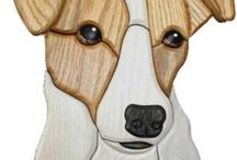 Intarsia Dog Patterns