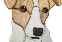 Intarsia Dog Patterns
