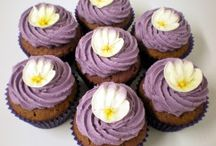 Epilepsy! The Great Purple Cupcake Project for Epilepsy Awareness / Each year Dessert Artistes from around the world join the Great Purple Cupcake Project and bake and sell cupcakes with an element of purple to spread epilepsy awareness. Each patron receives a seizure first aid book mark with their order, and the generous bakeries donate a small portion of their profits to support Purple Day and the good works of the Anita Kaufmann Foundation.