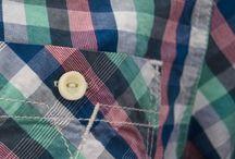 Detalles camisas masculino