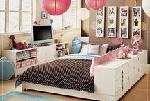 Ideas...Habitación d las niñas <3<3<3
