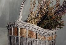 плетение-КОРЗИНЫ С РУЧКАМИ