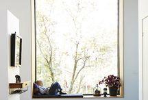interior design / window idea
