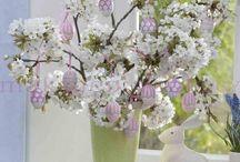 Pynt med blomster
