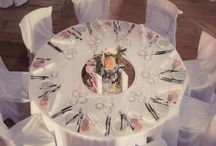 Hochzeit in Koralle, Rosé, Pink