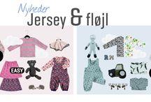 ❤️ Jersey & Fløjl