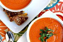 Daniels tomatoes / Soup