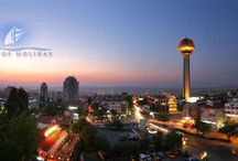 Traveling Places in Ankara Turkey