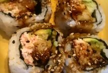 Sushi / by Shanti | Life Made Full