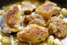 Weekly dinners - chicken