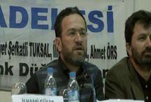 Risale-i Nur'a Göre Emek ve Adalet, Metin Karabaşoglu, Emek ve Adalet Mücadelesi Sempozyumu
