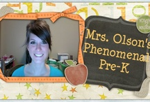Kindergarten blog / by KinderTeacher