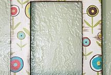 "Things to Make with Scrapbook Paper / Projects & ideas for using printed scrapbook paper (overlaps ""Digital Arts & Crafts"").   Digital paper sets for sale at: http://www.etsy.com/shop/FantasyGraphicImages.  Visit my Free Printable Collage Sheet blog for dozens of free printables (http://freecollagesheets.blogspot.com/). / by Nancy Thomas"