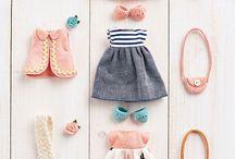 Doll Clothes/Vêtements de poupée