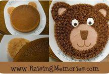Fiesta de ositos / Baby shower teddy bear;  bienvenida bebé;  cumpleaños infantil,  comida,  manualidades,  todo sobre ositos