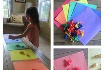 Fokus på farger