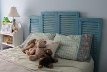DIY Headboards / Easy DIY headboards for any bedroom!