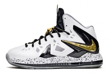 Lebron 10s  / These shoes>