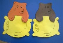 Bear craft idea / This page has a lot of free Bear craft idea for kids,parents and preschool teachers.