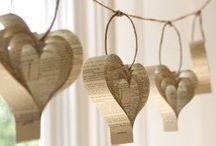 Valentine crafts / by Diana Enns