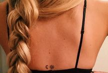 Minimalist Tattoos *^*