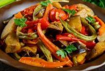 Mijoté de légumes