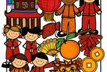 Classroom Chinese New Year / by Sue Schueller