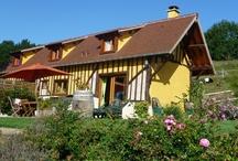Gite La Longère pour 4 en Normandie