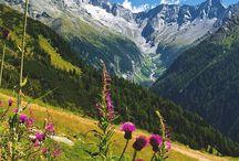 Ausztria szépségei - Die Schönheiten von Österreich