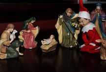 Elf on the Shelf & Other Christmas Fun / by Molly Humble
