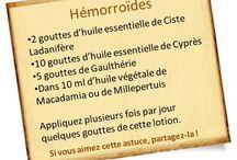 Pharmacie - hémorroides