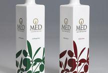 Packaging de aceite / Diseño de envases para aceite de oliva, aceite de girasol, aceite de soja, etc...