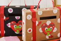 Valentine's ideas / Valentine's for kids / by Michelle Wahl