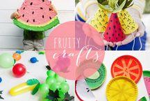 Fruit feestje